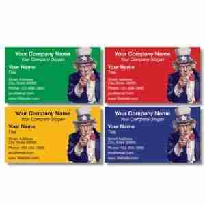 tax business card template 09