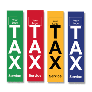 tax flag template 01