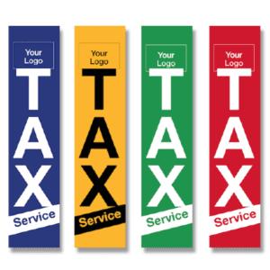 tax flag template 03