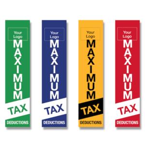 tax flag template 05