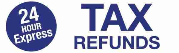 tax banner template 02 blue