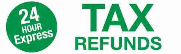 tax banner template 02 green